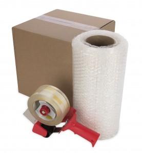 box bubble tape